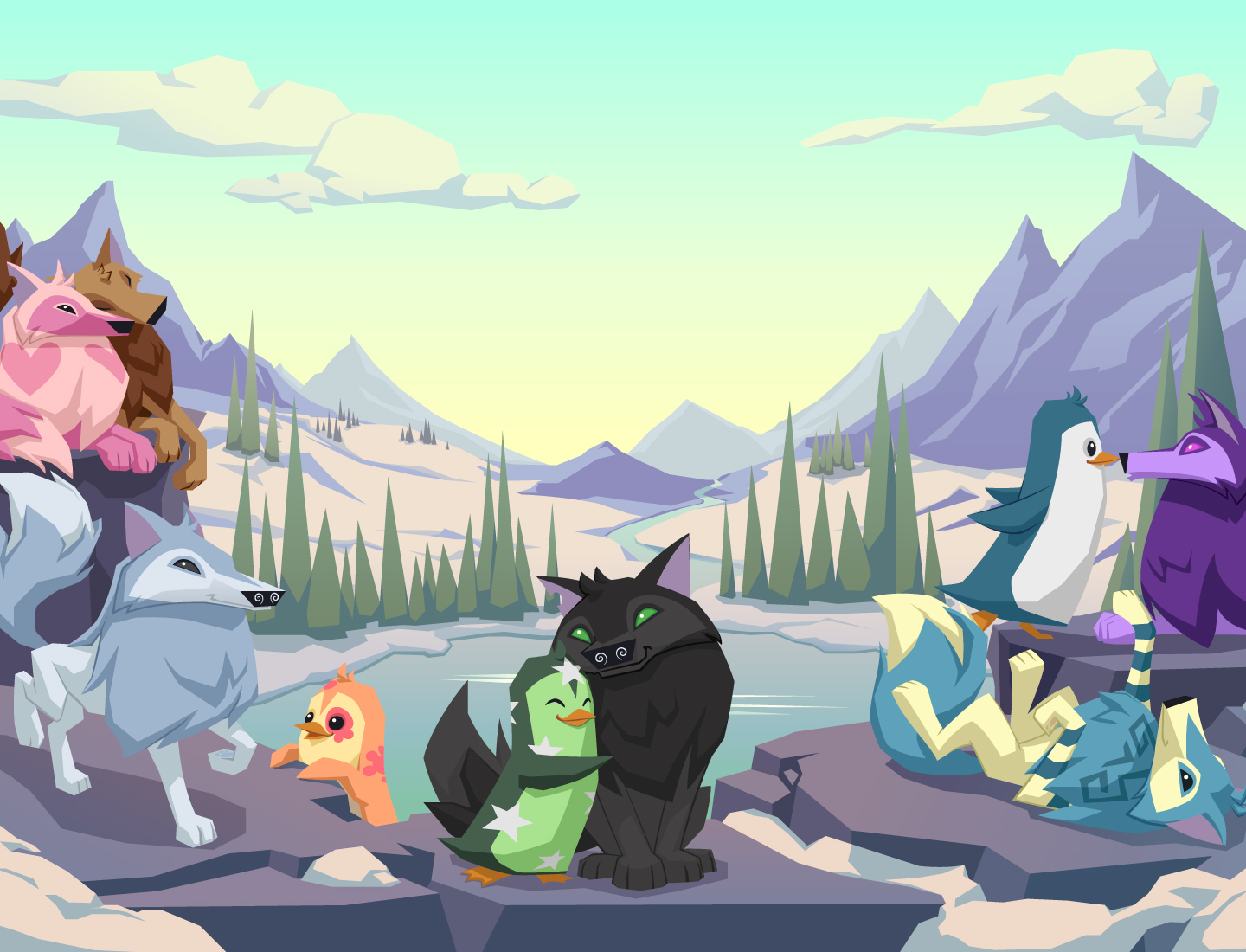 Image of: Cards Animals Arctic Wolf Twitter Animal Jam Cheats And Codes Animal Jam Codes 2015 Animal Jam